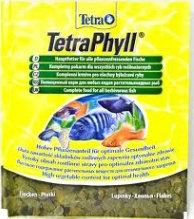 Sachet TetraPhyll - храна за тревопасни тропически рибки 12гр
